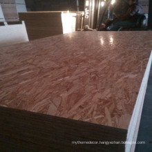 Shandong YUJIE waterproof osb 3 for construction ,building osb board , roof osb from factory