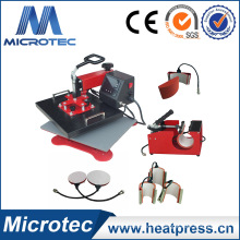 Máquina de Prensa Térmica Combo com Boa Qualidade (ECH-500)