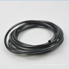 La tubería plástica flexible del PVC de UL VW-1 para el negro del color de la resistencia del arnés de cable 600V alcanza REACH obediente
