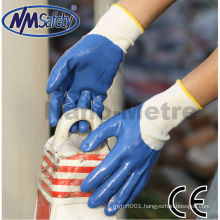 NMSAFETY cheap oil-resistant workwear gloves