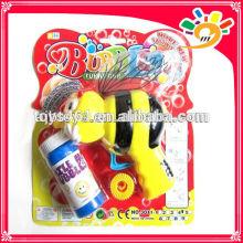 Nette Biene Bubble Gun, Lustige Reibung Blase Pistole Spielzeug, Blinkende Blase Pistole, Kunststoff Bubble Gun Für Kinder Mit Bubble Water