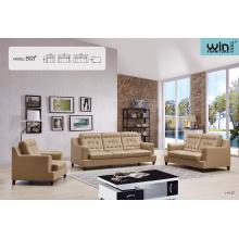 Leather Sectional Sofa Furniture Living Room Sofa