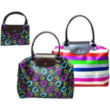Eco cheap polyester shopping bag wholesale