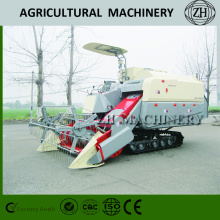 Rolnictwo Crawler Type Combine Harvester for Rice