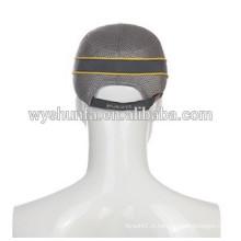 Chapeaux à haute visibilité avec une bonne protection avec support en plastique personnalisé n'importe quelle couleur