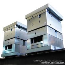 Base de molde de plástico padrão base de molde de injeção de precisão