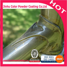 SGS certified Clear transparent powder coating