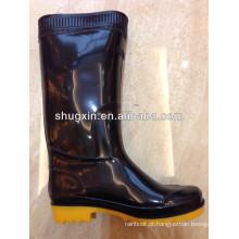 botas de chuva de Galochas de pvc de alta qualidade