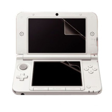 Clear Screen Protector Cover Guard Shield LCD Film para Nintendo NEW 3DS
