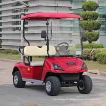Ce genehmigte China elektrische Golf Cart (DG-C2) mit 2 Sitzer