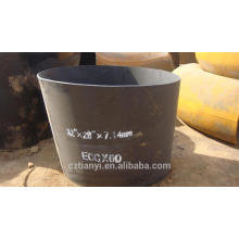 carbon steel a420 for oil gas pipe fittings concentric reducer