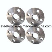 Flange de válvula de aço inoxidável para a válvula de esfera