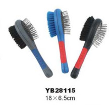 Plastic Pet Brush, Accessories for Dogs (YB28115)