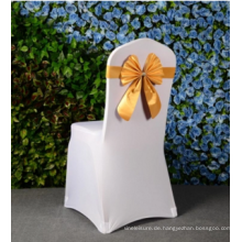 gutes material bowknot farbige bankettstuhl hochzeitsstuhl dekoration