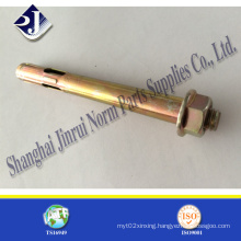 Made in China Low Price Anchor Bolt Bolt Anchor