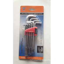 Hex Key Wrench with Double Holder