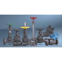API 602 válvulas de aço forjado aceitam o OEM