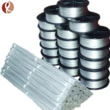 superelastic niti alloy shape memory nitinol wire in spool