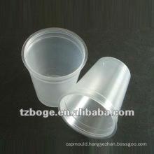 plastic disposable cup mould