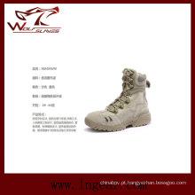 Revista militar tático botas botas de segurança com melhor preço
