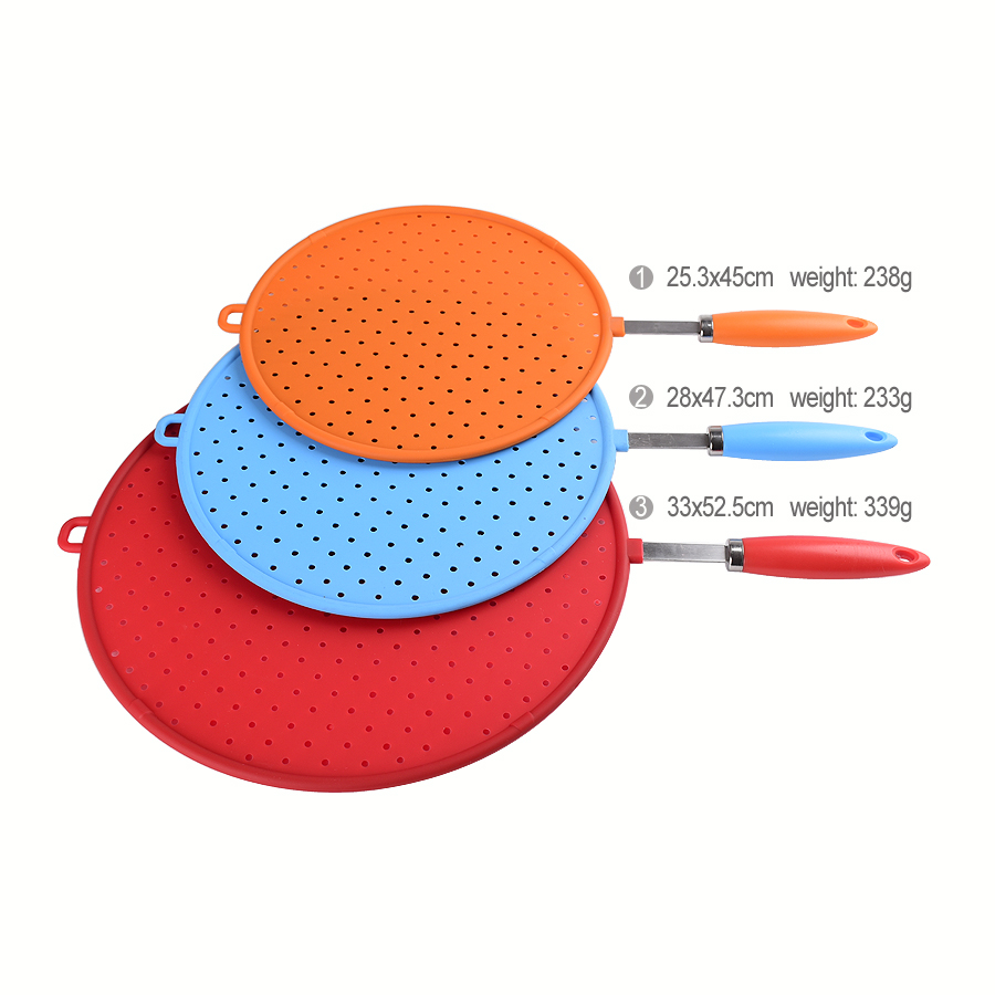 Splatter Screen Silicone