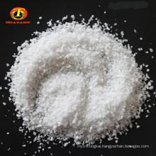 White aluminum oxide #400 polishing powder