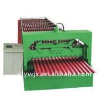 QJ 850 color automático de acero que hace la maquinaria