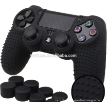 Soft Silicone Funda de protecção para Sony PlayStation 4 PS4 pro 1 tb Controller Cover with grips