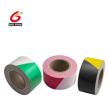 Avertissement Barrier Tape antistatique