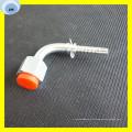 Accesorios que prensan del codo de 90 grados del codo