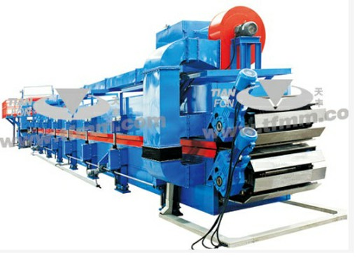 PU Sandwich Panel Continuous Production Line
