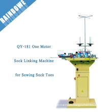 QY-181 One Motor Sock Linking Machine for Sewing Sock Toes