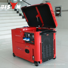 Gerador diesel silencioso 3kw 4.8kw 5kw 6kw 7kw 10kw 12kw para preços de venda