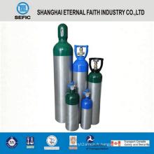 Cylindre de gaz en aluminium haute pression 4L (LWS140-4.0-15)