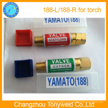 горелки TIG 188 кислорода arrestor вставка-ретроспекции