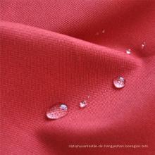 feuerfestes wasserdichtes Baumwollgewebe für Arbeitskleidung