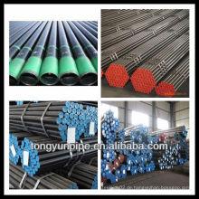 24 Zoll Stahlrohr & schwarzes Stahlrohr