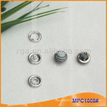 Fashion Pearl Prong Snap Button MPC1008