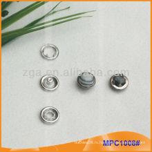 Модная перла Prong Кнопка Snap MPC1008