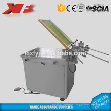 Vaccum Screen Printing Machine with Suction Table