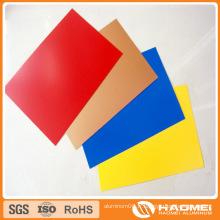 Caniveaux en aluminium couleur 1060 1100 1050