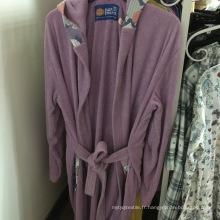 Pyjamas imprimé en flanelle en coton partout