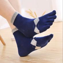 Высококачественные мужские спортивные носки для бега на 5 пальцев, носок с пятью пальцами