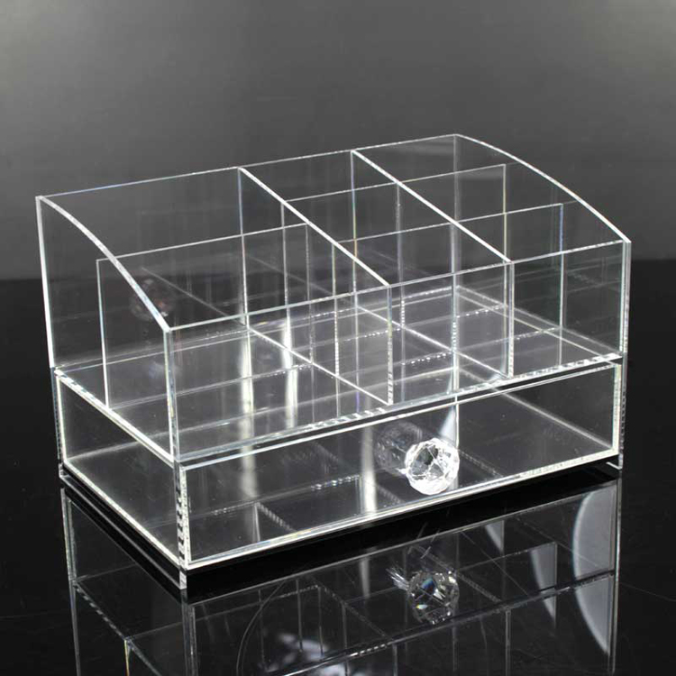 A 4or0002 Clear Acrylic Beauty Drawer Organizer