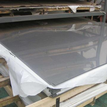 Placa de acabado 2B de acero inoxidable 304 Hoja de 1 mm de espesor