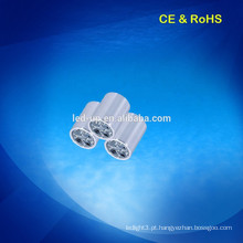 AC 110V-240V 55 milímetros decoração superfície montada LED Spot Lights 4w com super brilhante