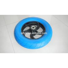 pu wheels for wheelbarrow 3.25-8