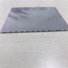 Panel compuesto de nido de abeja de aluminio espejo para decoración