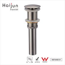 El agua del cuarto de baño del cUPC de la venta directa de la fábrica de Haijun abre drena la basura