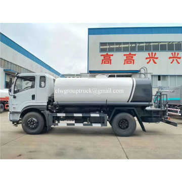 Lori Tangki Air Small Water Bowser 3000L hingga 10000L